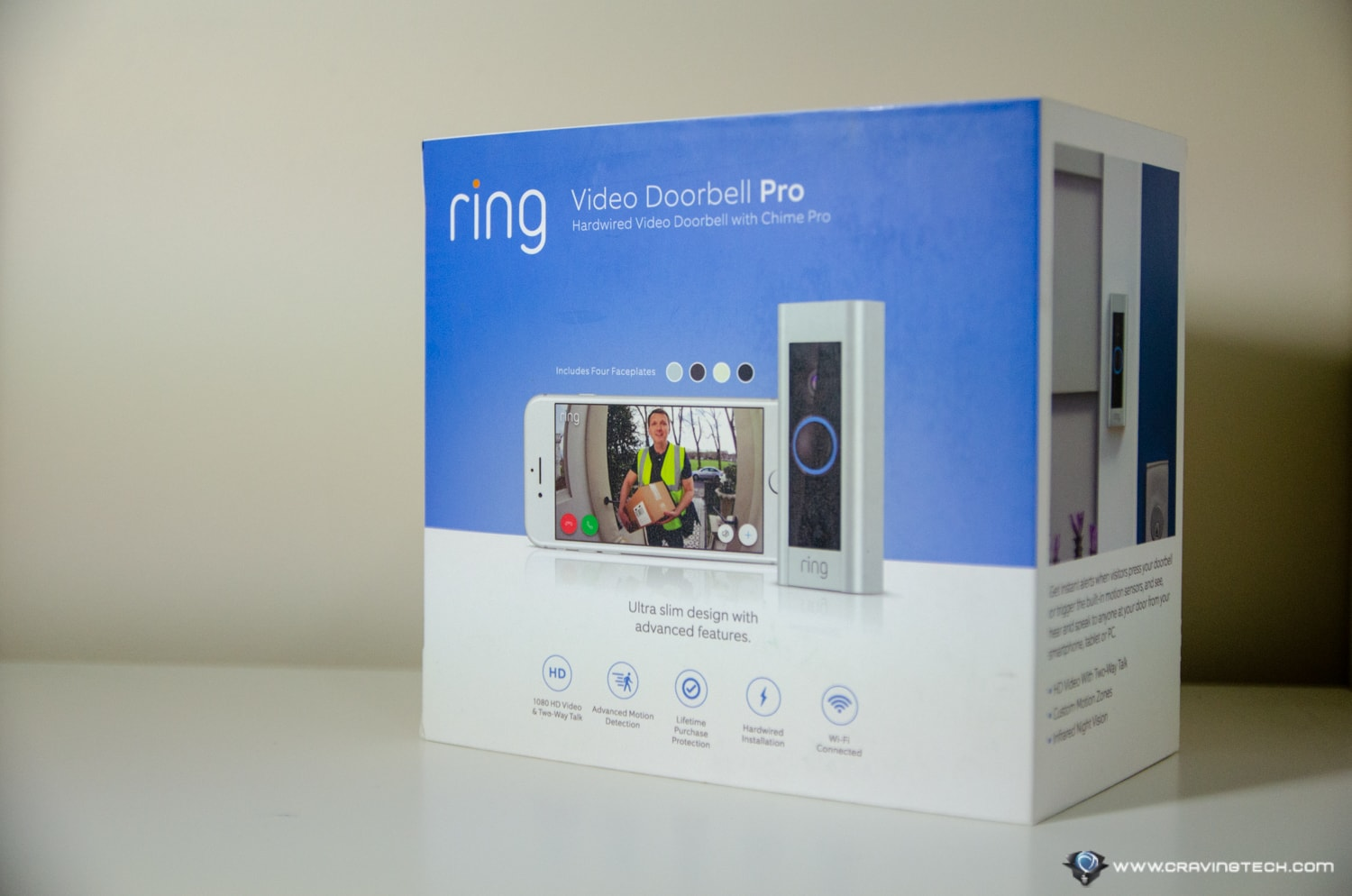 Ring Video Doorbell Pro Review - Not just another Doorbell