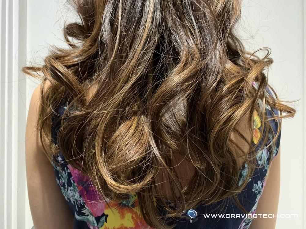 Dyson AirWrap hair
