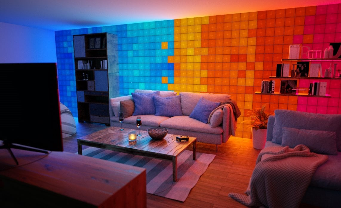 Nanoleaf Canvas full panels