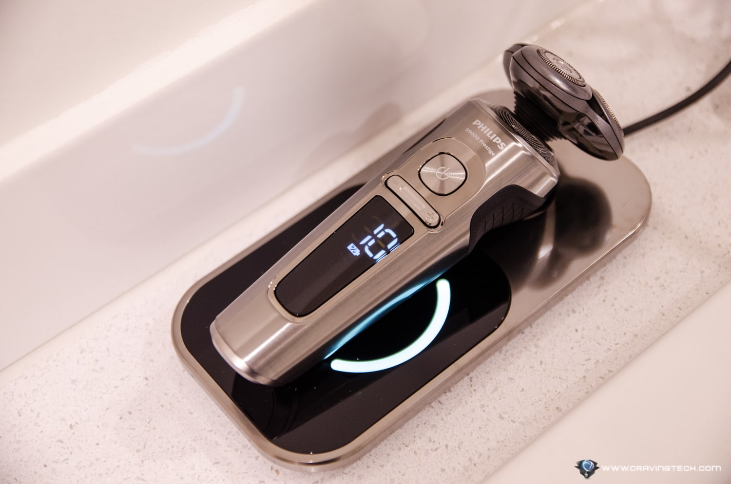 Philips S9000 Prestige Shaver - Qi Wireless Charging