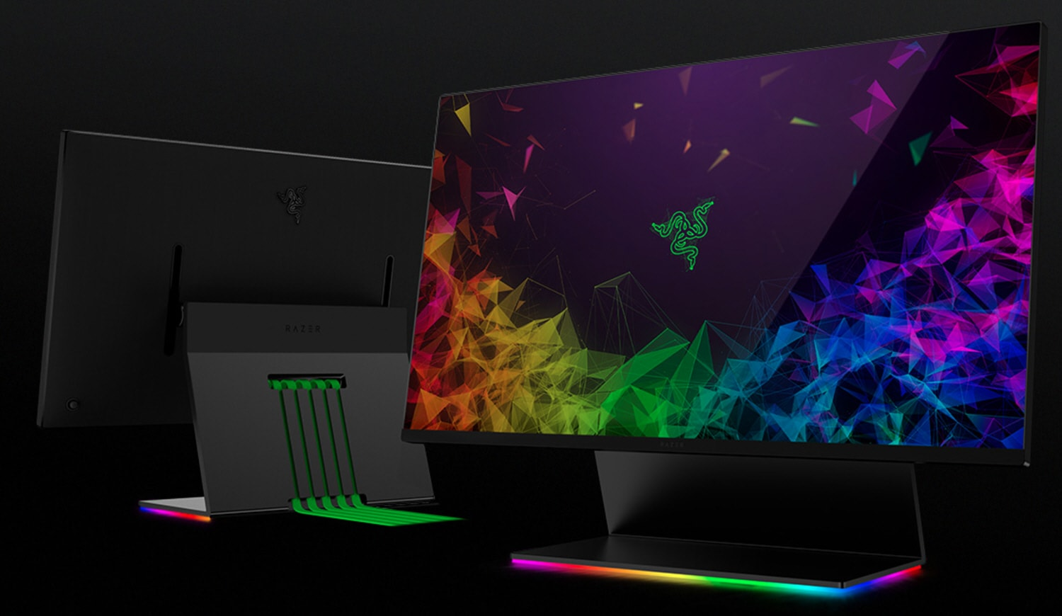 Razer's new Gaming Monitor will support both FreeSync and G-SYNC