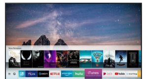 Samsung TV support AirPlay 2 and iTunes