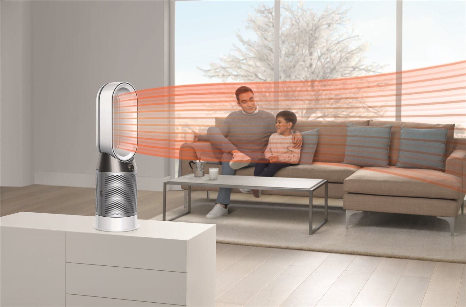 Dyson Pure Hot+Cool Purifying fan heater gets an upgrade
