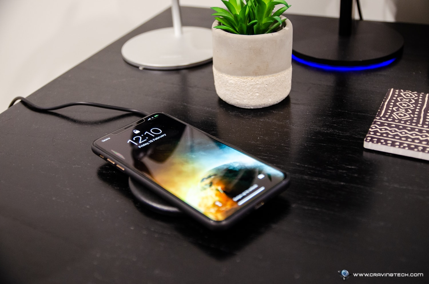 EFM Leather Wireless Charger Review
