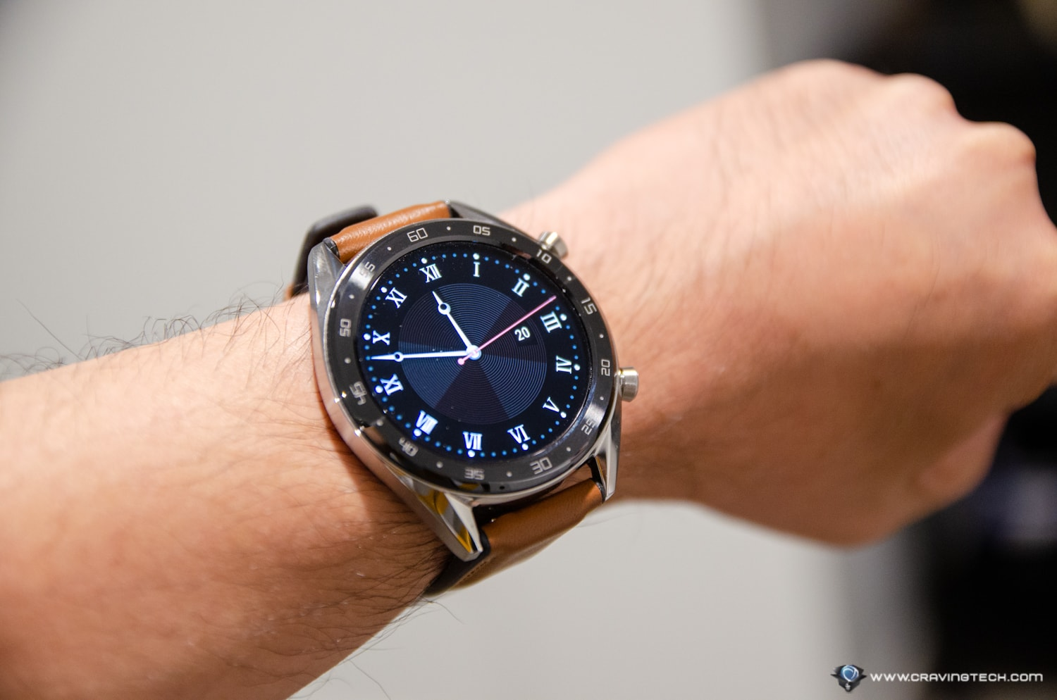 Best looking Activity Watch so far? HUAWEI WATCH GT Review