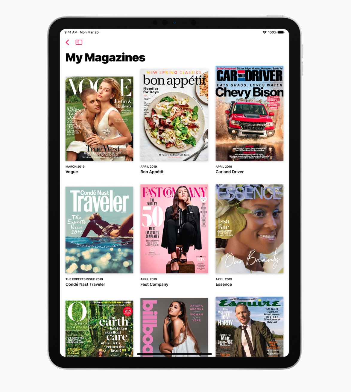 Magazines coming to Apple News, and you only pay a single, monthly fee to get ALL magazines