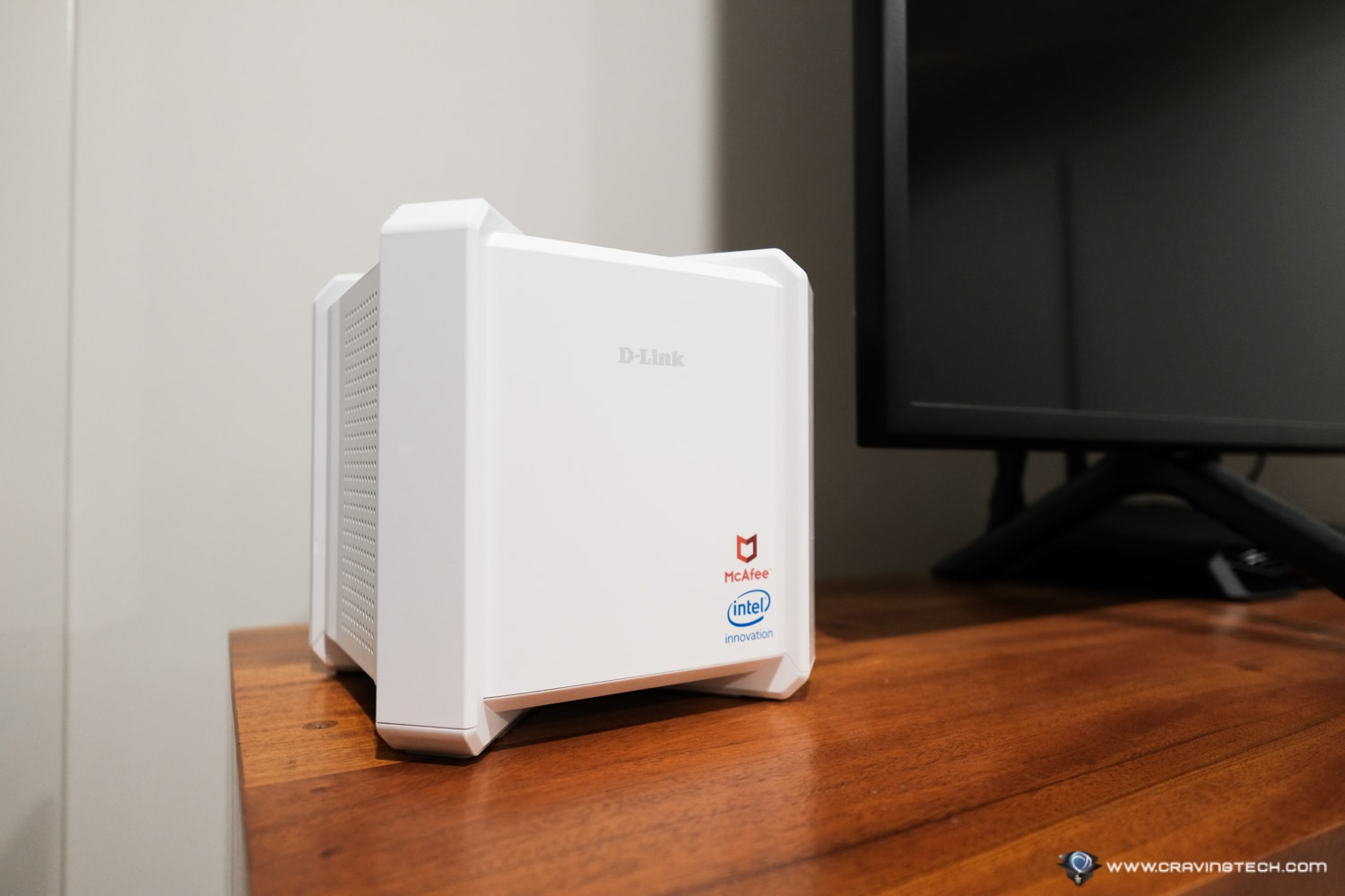Security & Parental Controls at the touch of your hand – D-Link D-Fend AC2600 Router Review