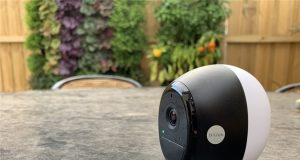 D-Link Omna Wire Free Security Camera Review
