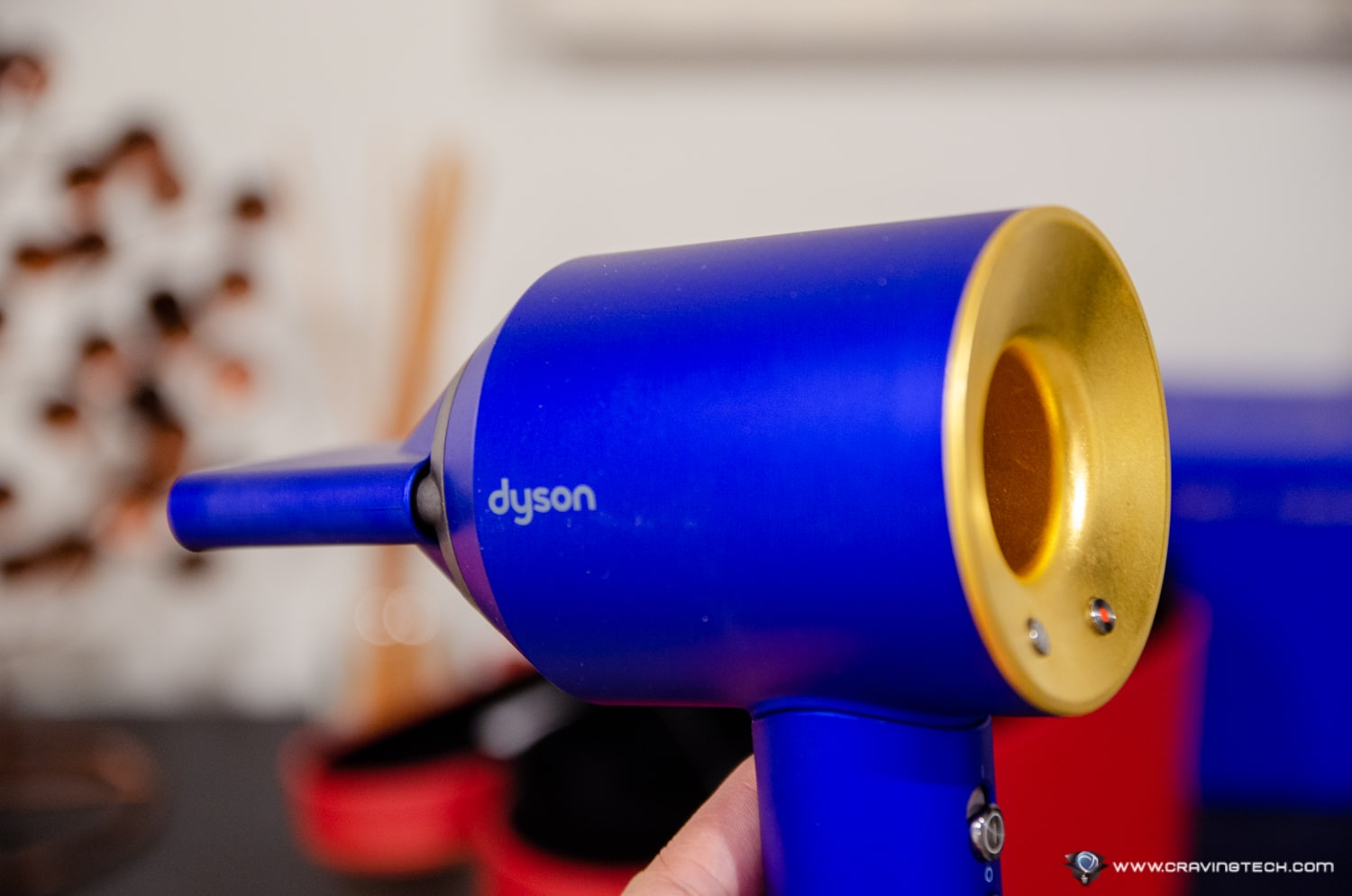 Dyson Supersonic Limited Edition in Gold Review