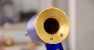 Dyson Supersonic Limited Edition in Gold