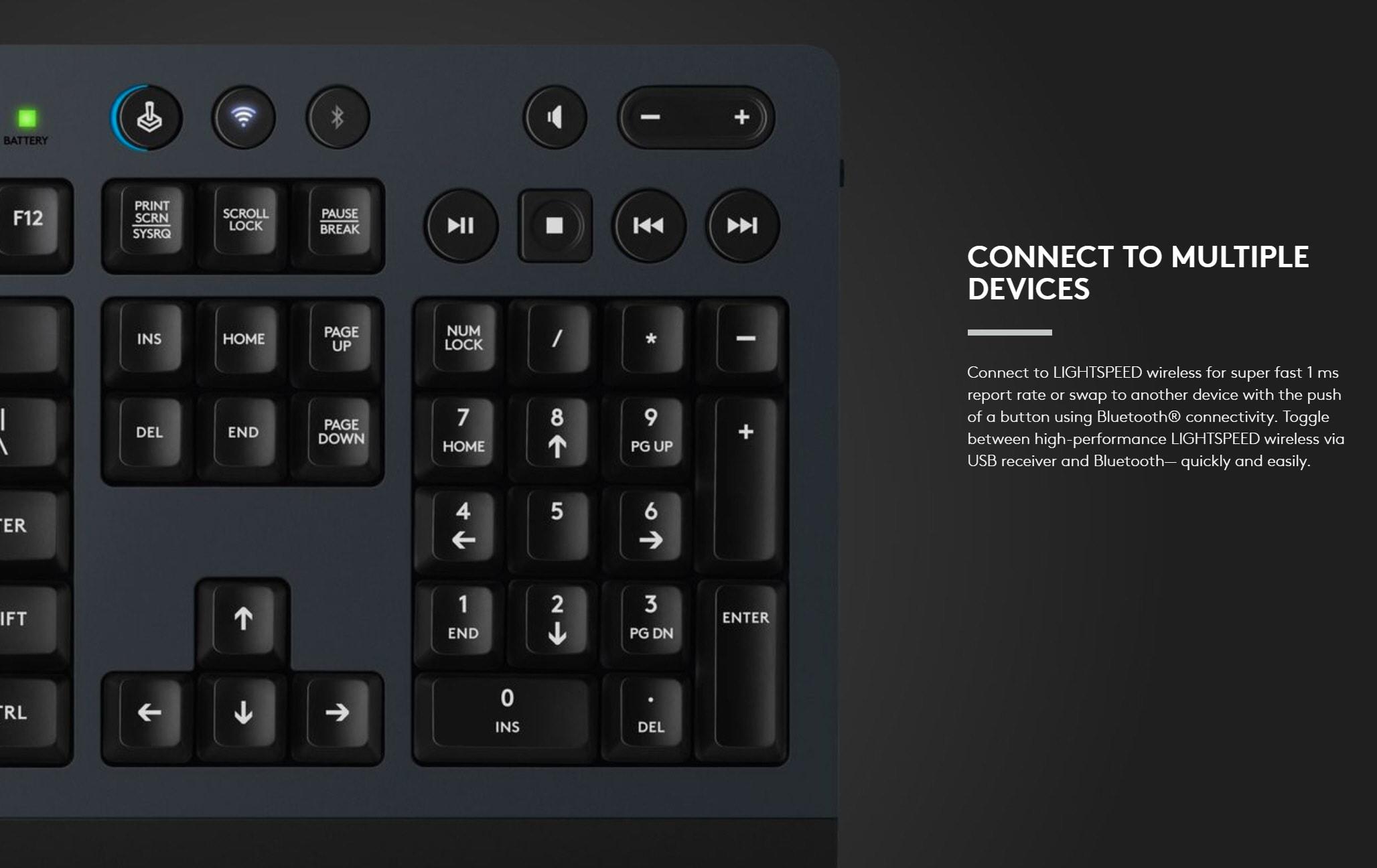 Logitech G613 Review - Finally, a Wireless Mechanical Gaming Keyboard!