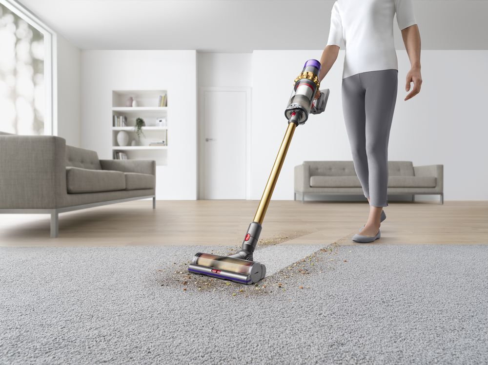 Dyson's first smart vacuum cleaner?