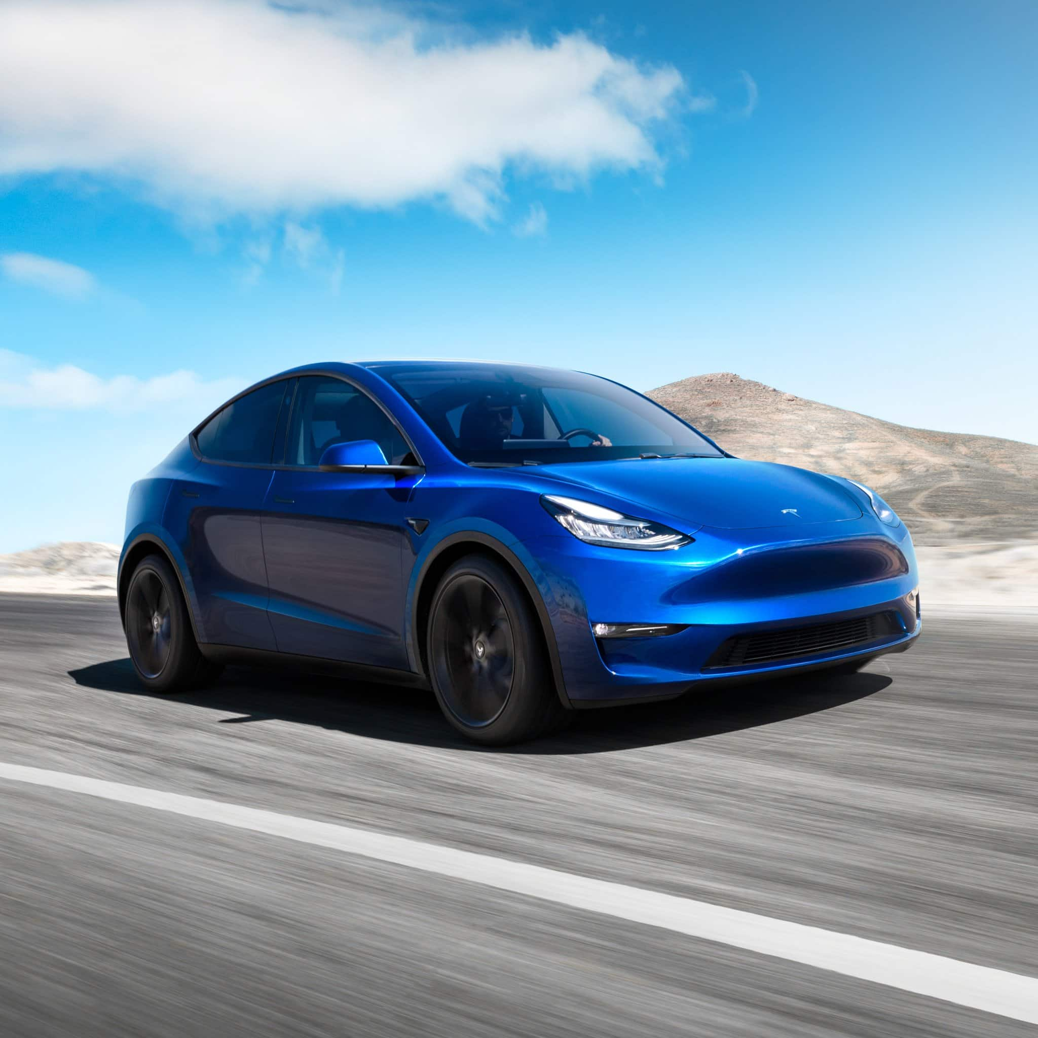Tesla Model Y announced – a more affordable mid-size SUV