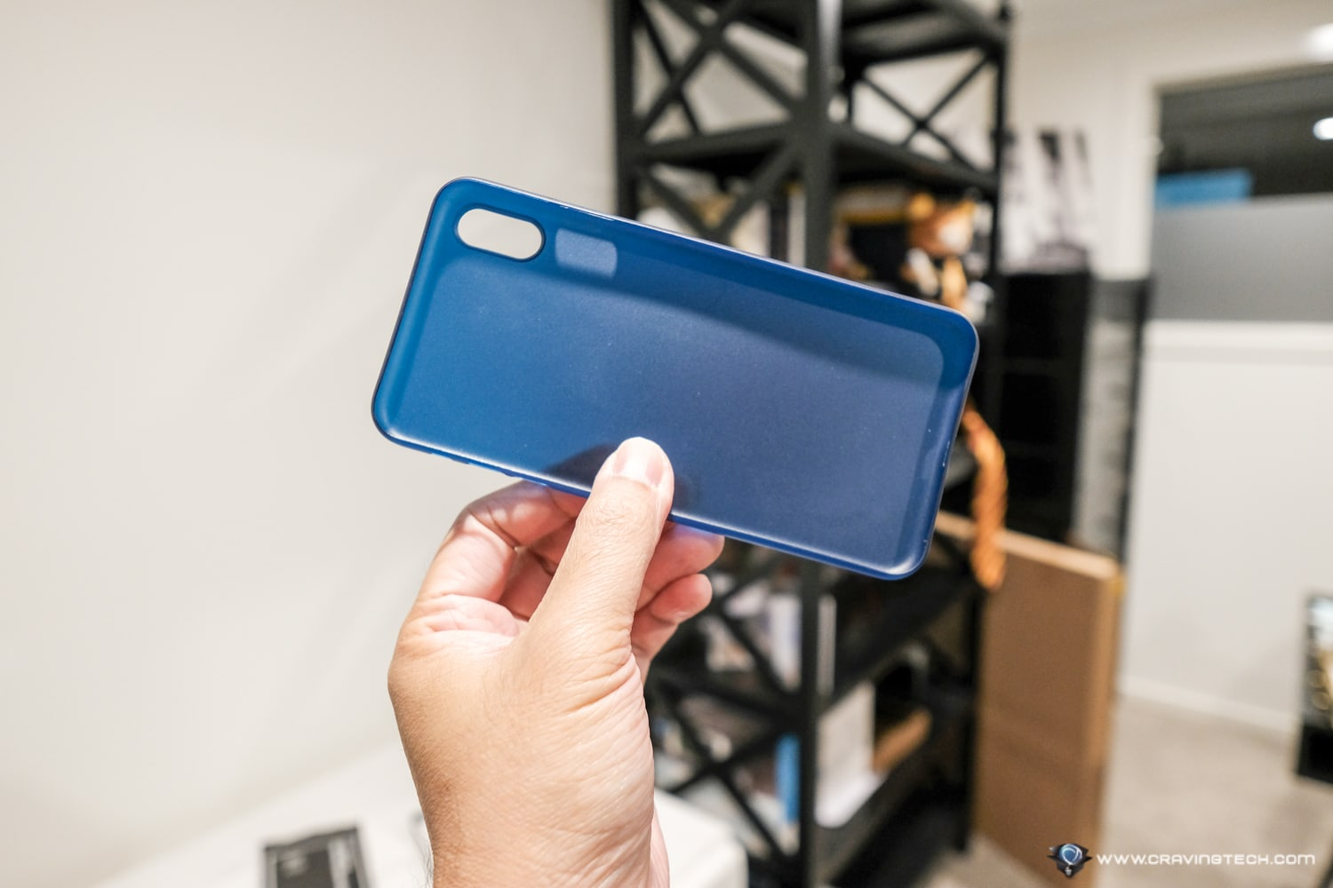 Totalee iPhone XS Max thin case