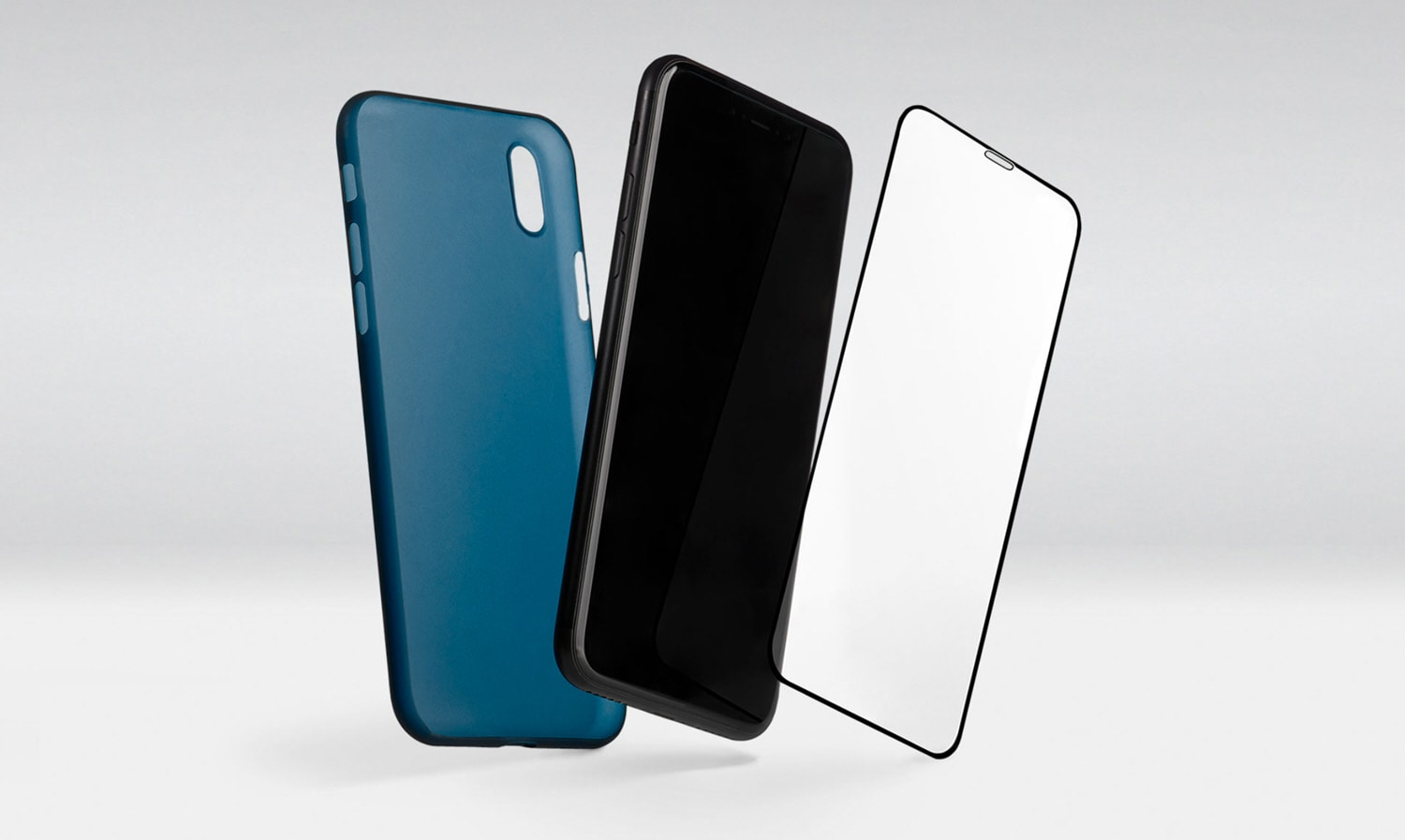 Protecting your iPhone with Totallee case & tempered glass