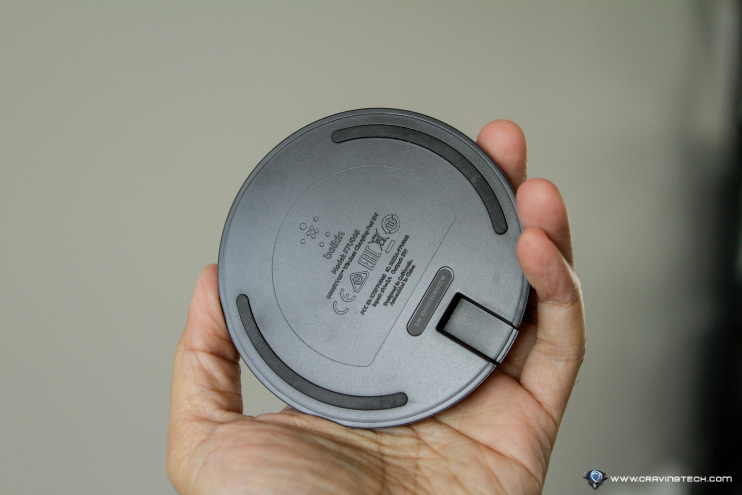 Belkin BoostUp 5W Wireless Charging Pad Review