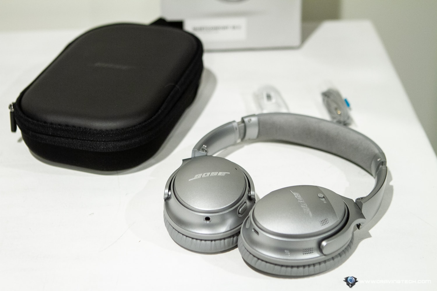 Bose QC35 II Review - Packaging