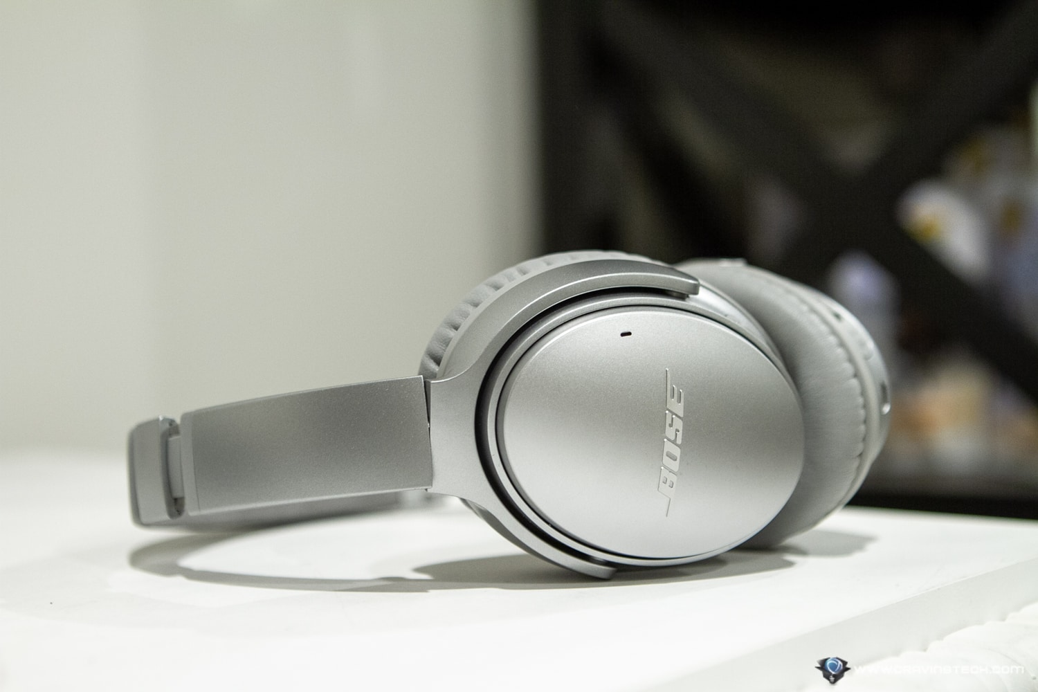 Bose QC35 II Review - Design