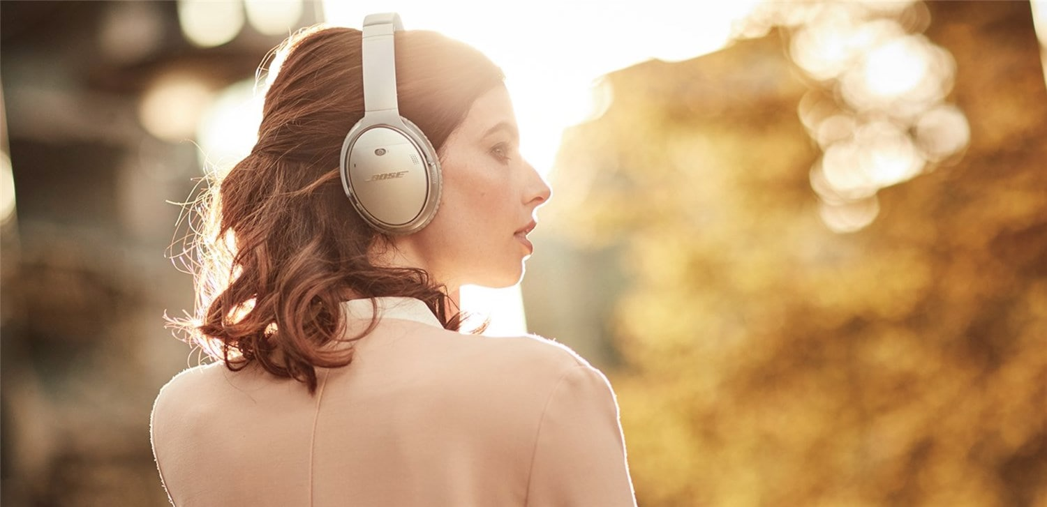 When the world goes silent for a second time – Bose QC35II Review