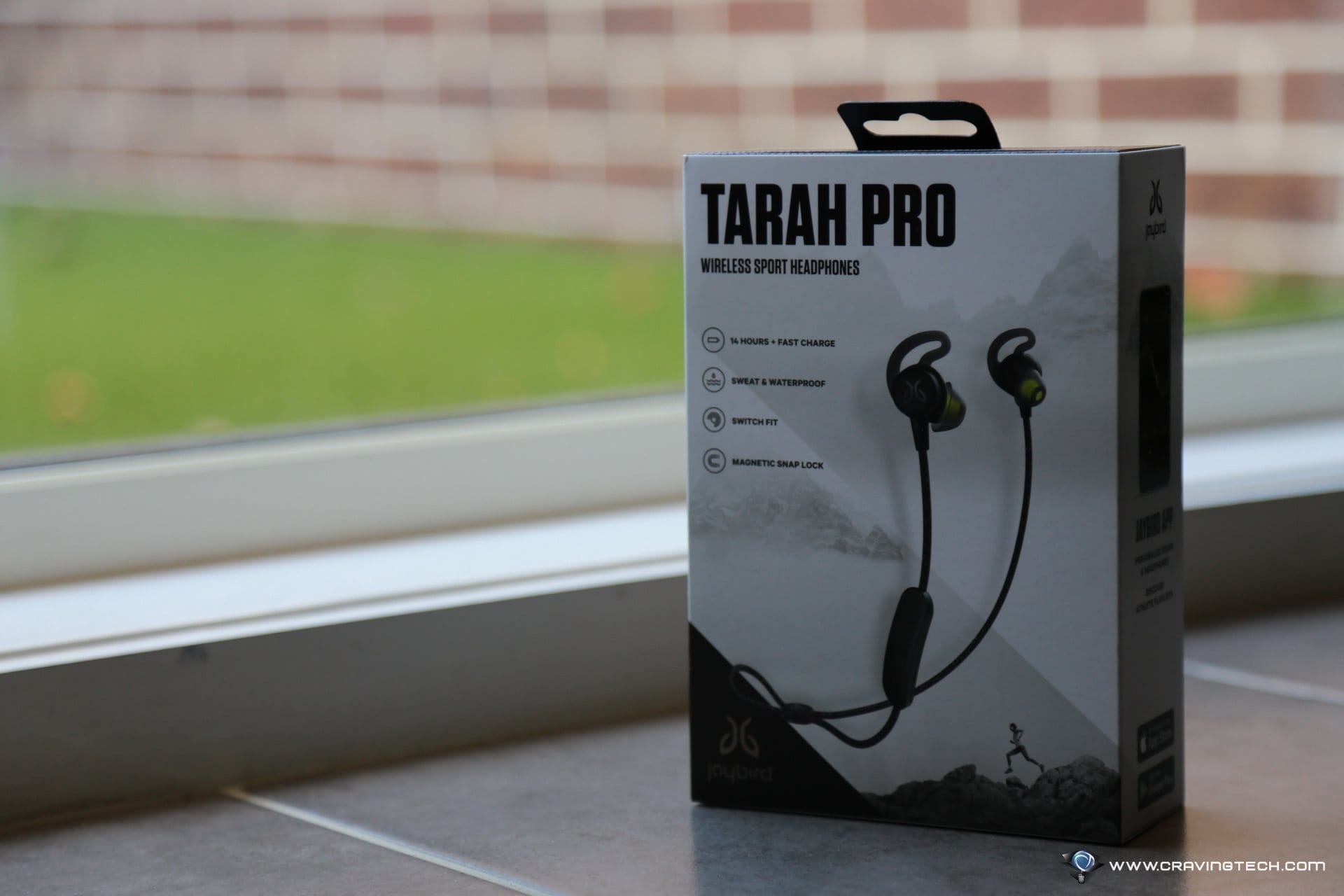 Go on an Adventure! – Jaybird Tarah Pro Review