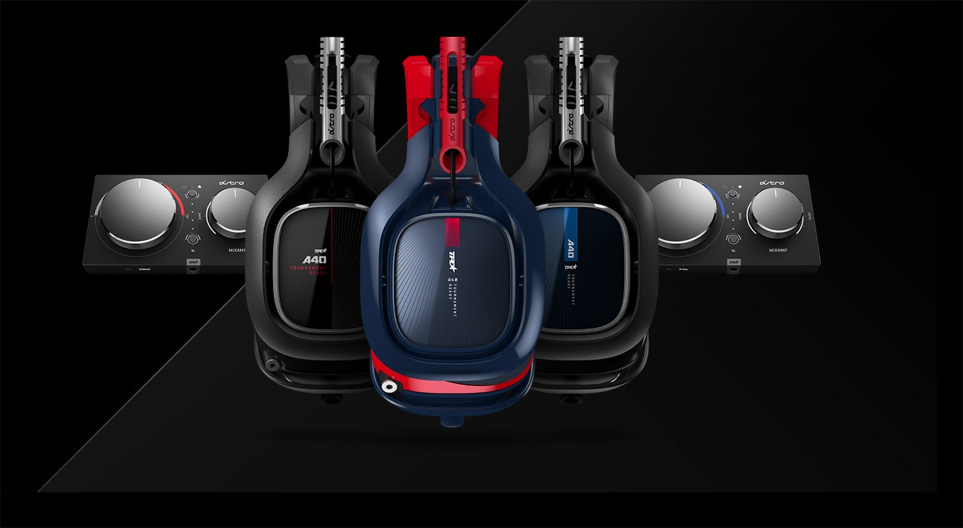 Tournament-ready gaming headset – ASTRO A40 TR Gaming Headset & MixAmp Pro TR Review