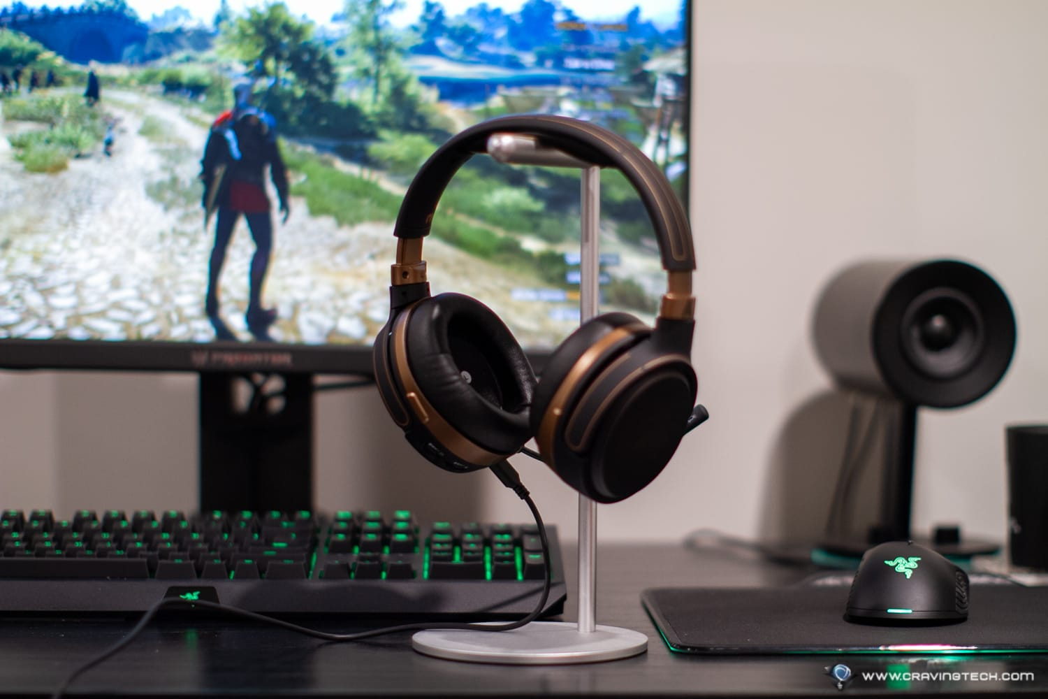 World's First Audiophile Gaming Headset with Planar Magnetic Drivers – Mobius Audeze Review