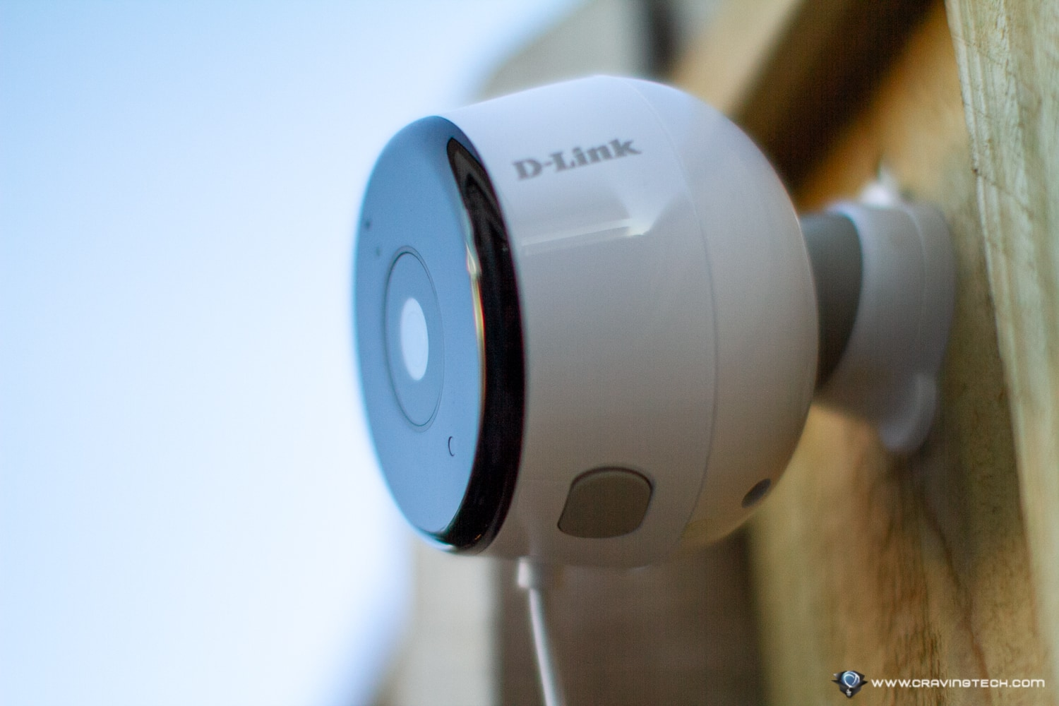 D-Link DCS-8600LH Full HD Outdoor Wi-Fi camera-Installation
