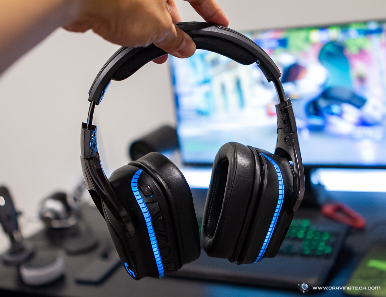 Logitech G935 Gaming Headset