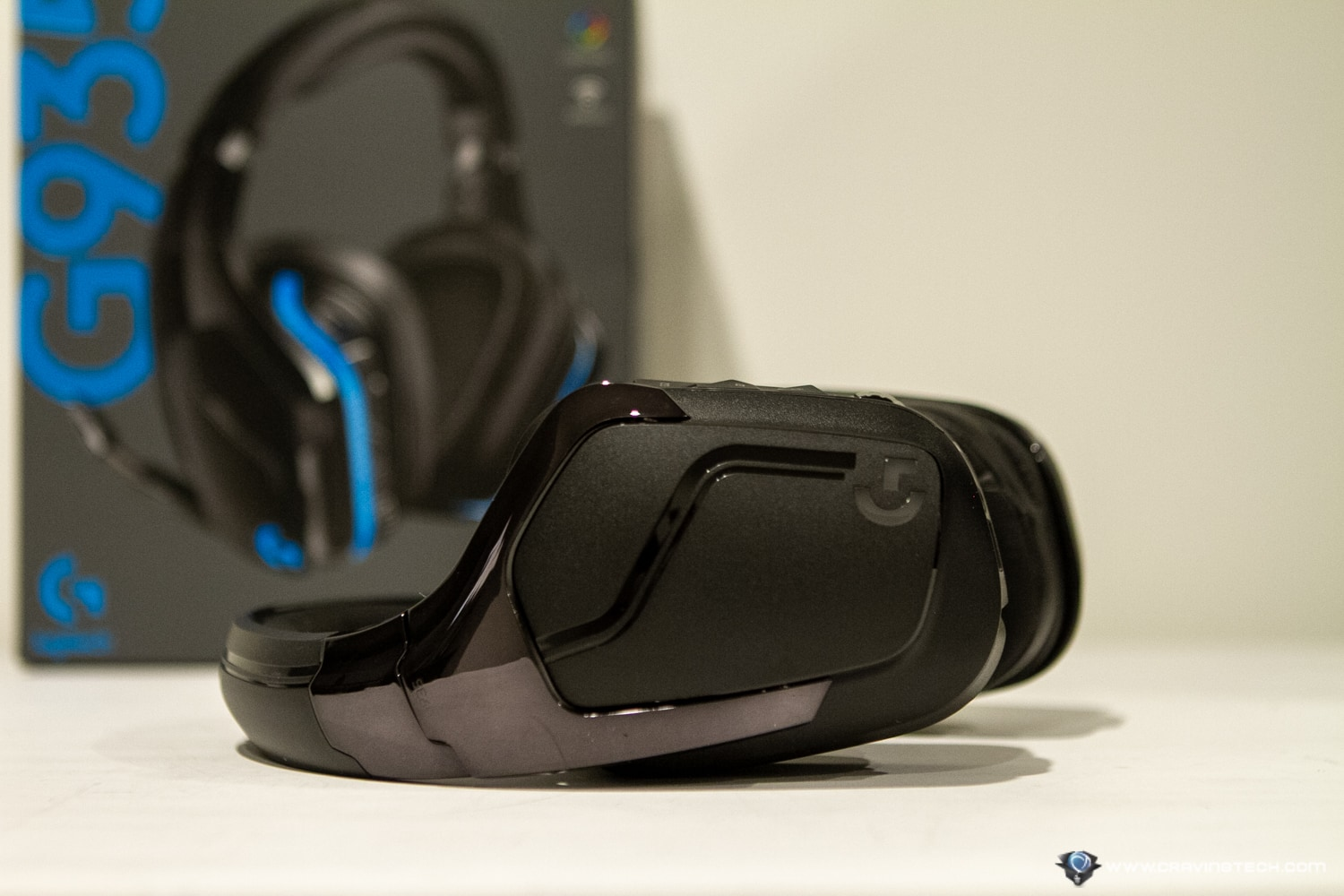 Logitech G935 Review