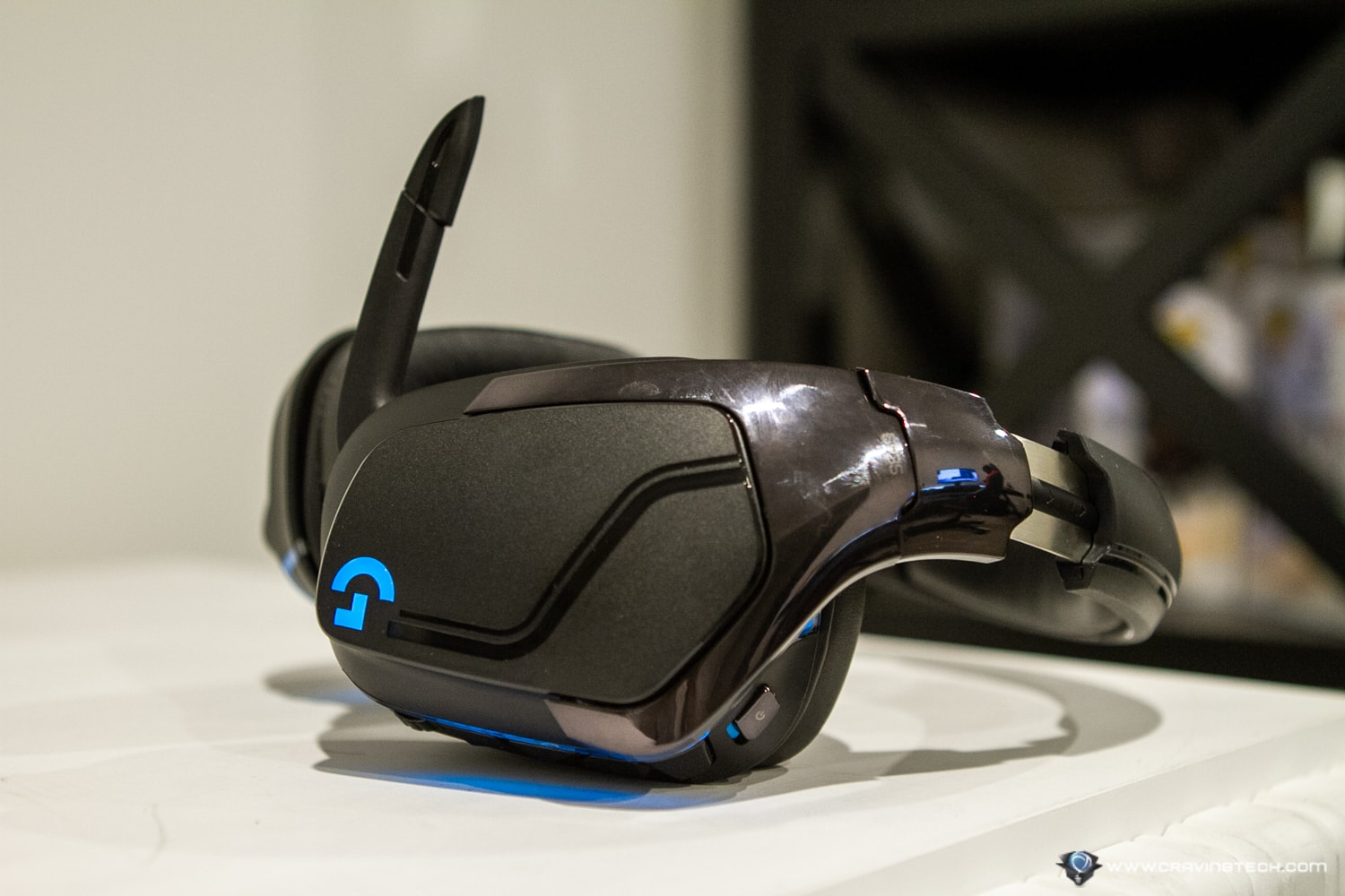 Logitech G935 Review - Powerful sound on a wireless gaming