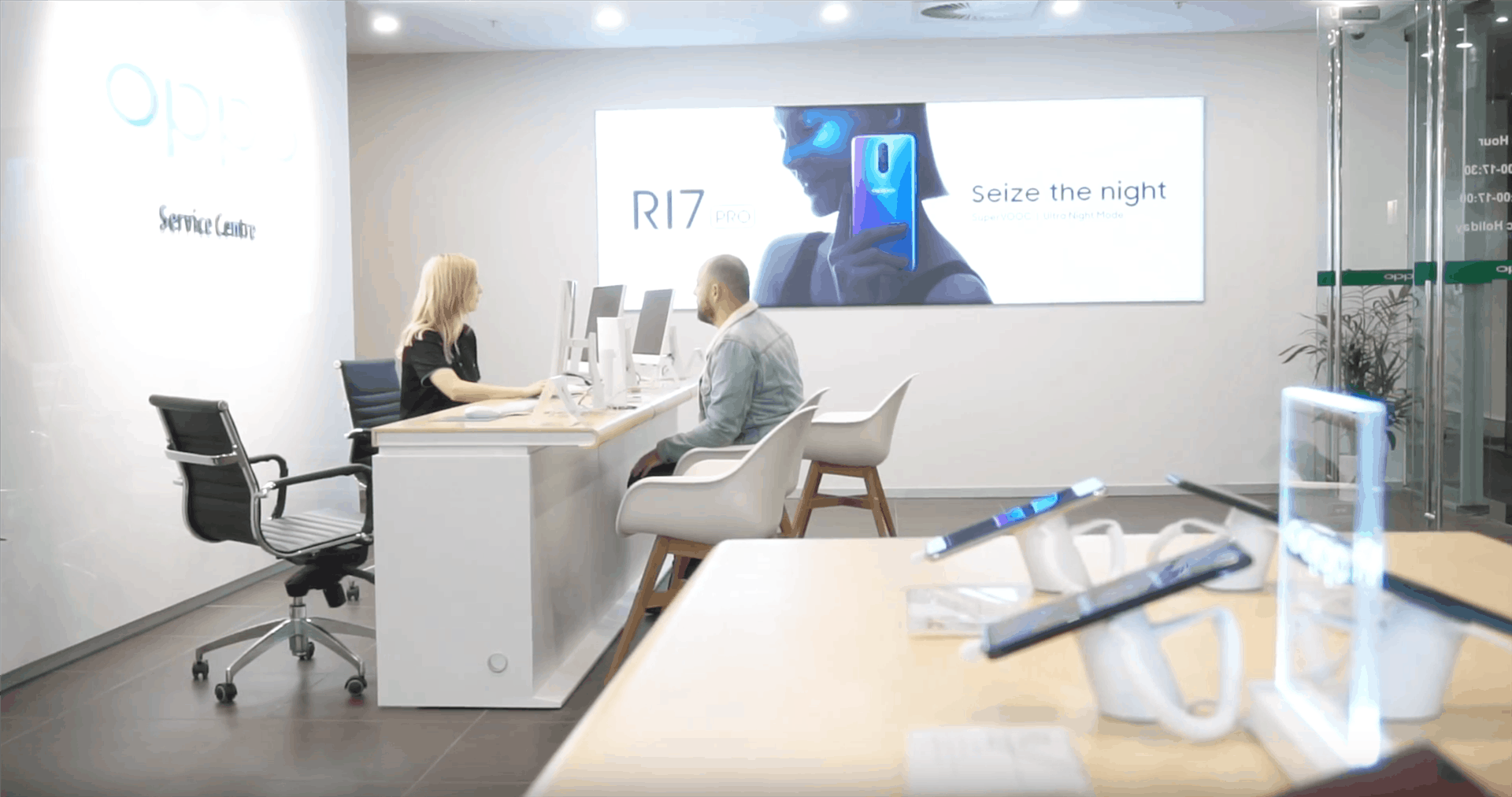 OPPO service centre in Melbourne is now open
