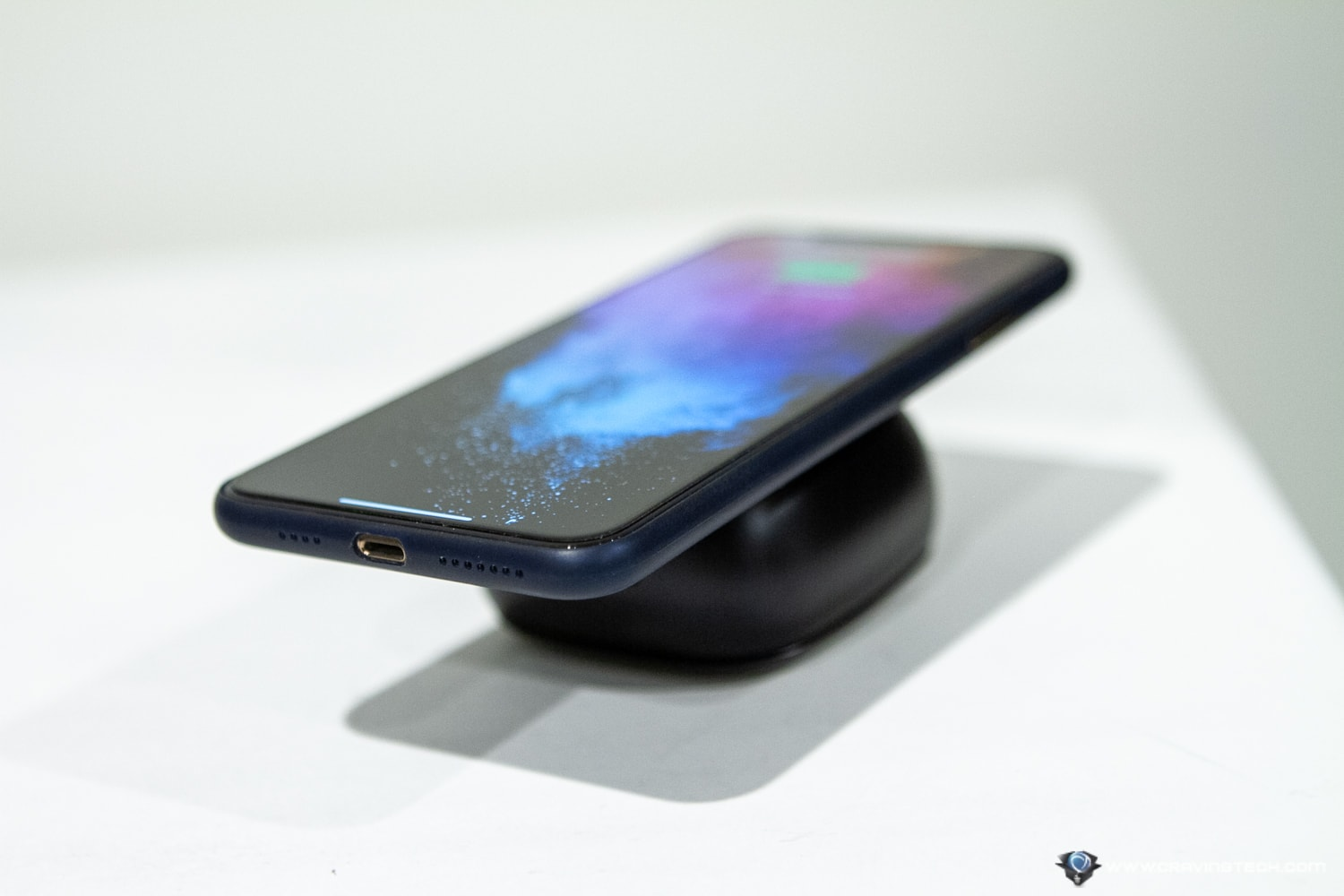 PaMu Slide Review - Wireless Charging