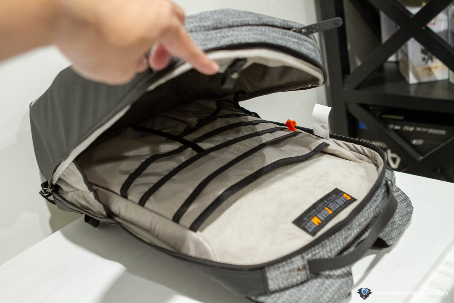 STM-Myth-Backpack Review