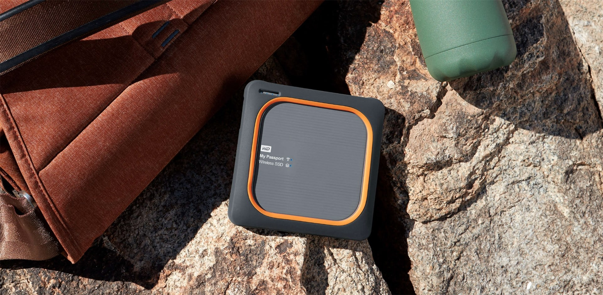 The best gadget for photographers and videographers? WD My Passport Wireless SSD Review