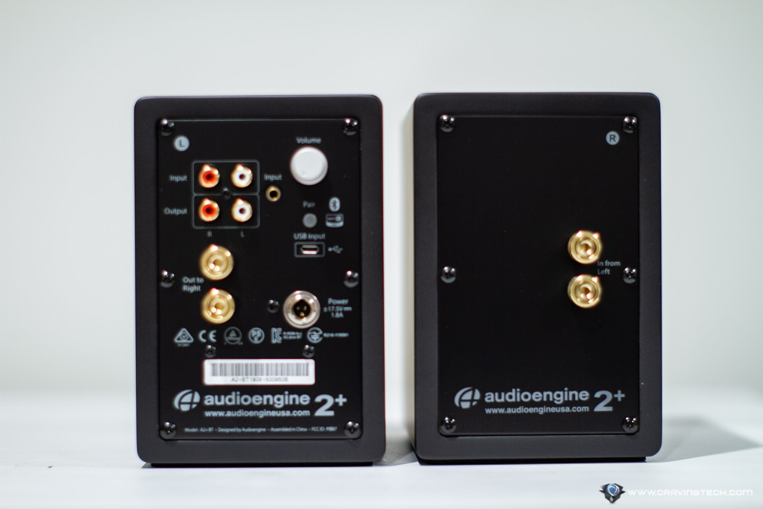 AudioEngine A2+ Wireless Speakers Review