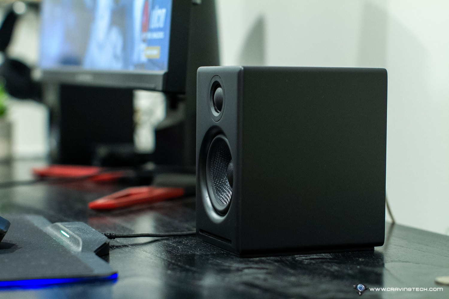 Don't be fooled by these small speakers – AudioEngine A2+ Wireless Speakers Review