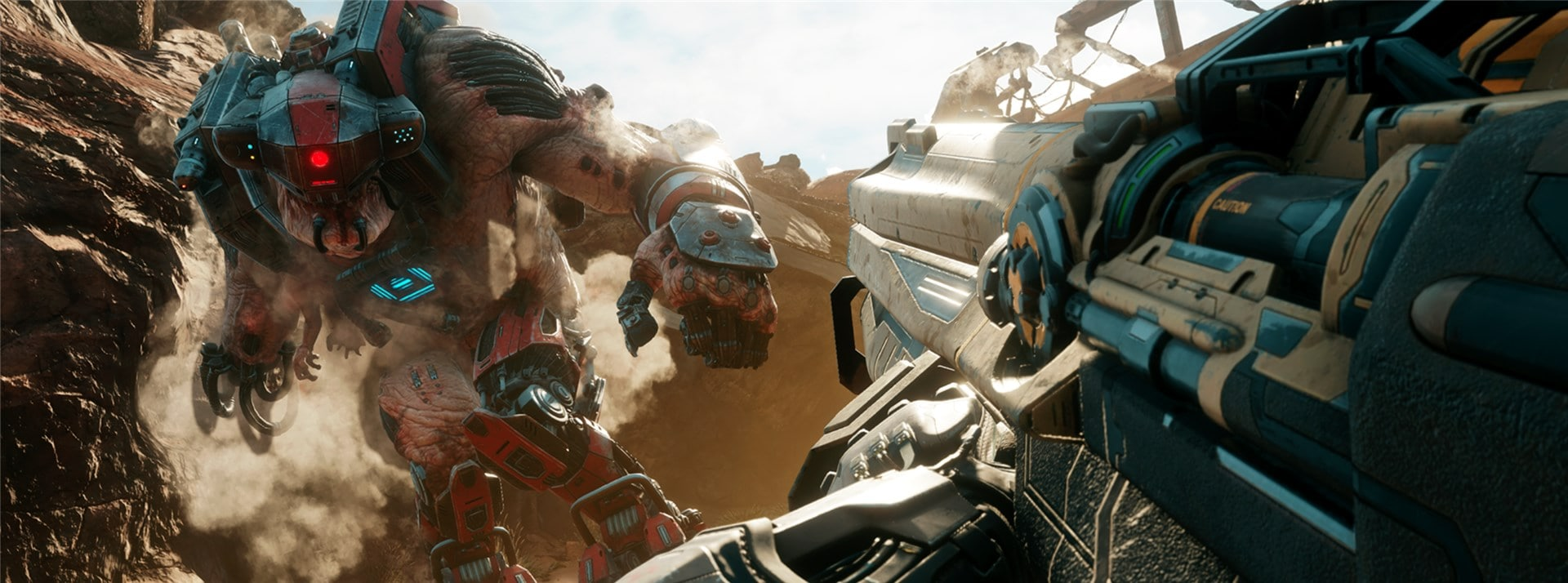 RAGE 2 is currently free at Epic Games Store