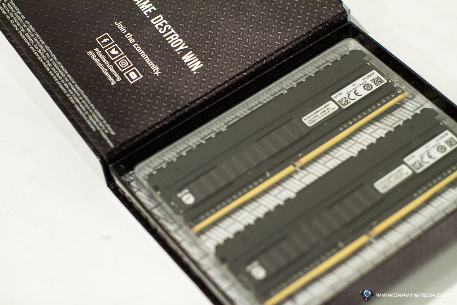 Crucial Ballistix Elite DDR4 PC3600