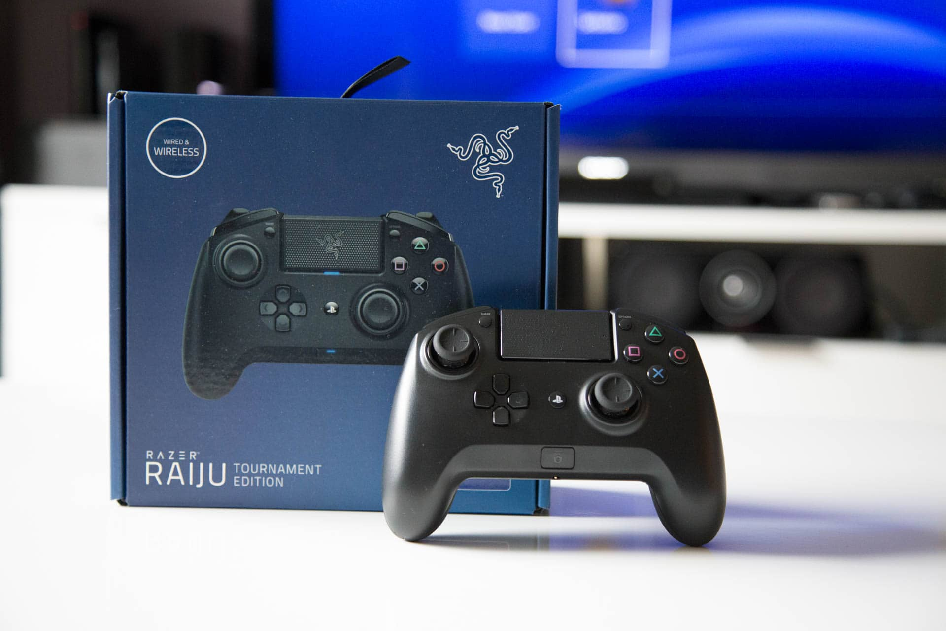 Razer Raiju Tournament Edition Review Its an awesome controller that i've been thoroughly testing for the past 10 months. razer raiju tournament edition review