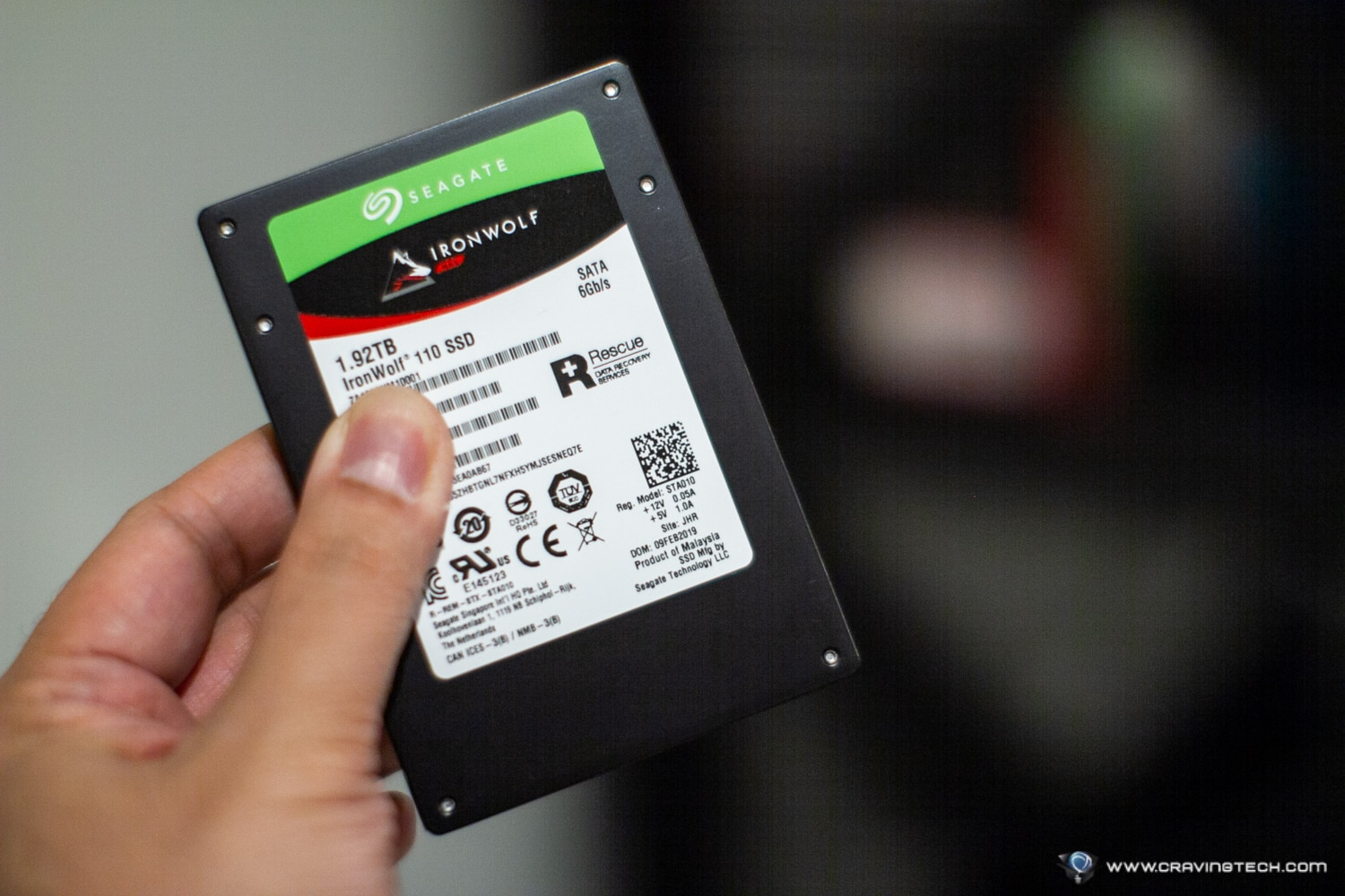 The world's first SSD for NAS doesn't disappoint – Seagate IronWolf 110 SSD for NAS Review