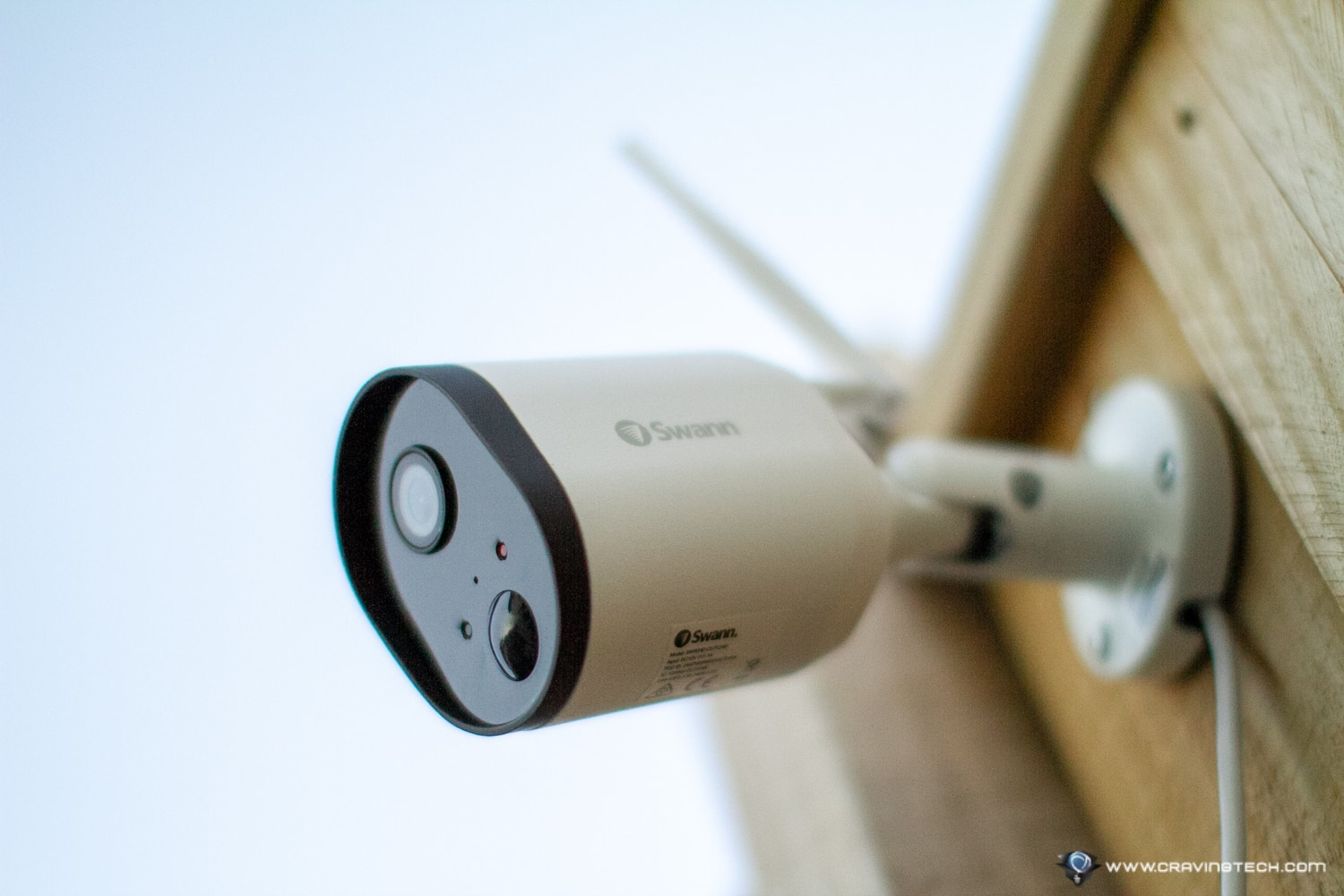 Swann 1080p HD Wi-Fi Outdoor Camera Review