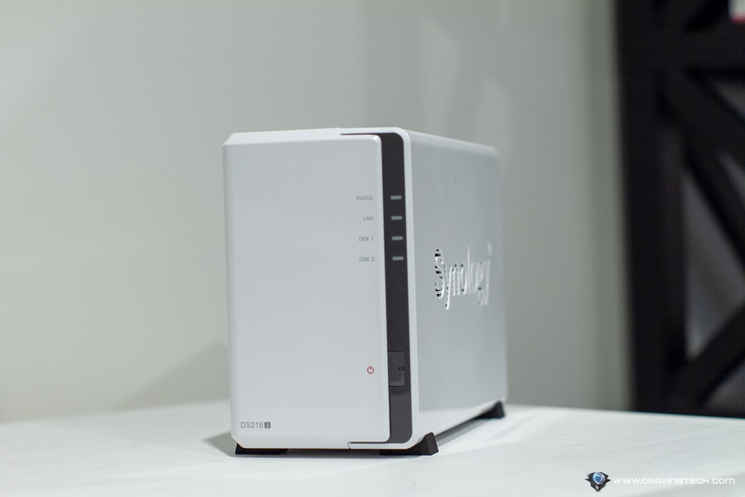 Synology-DS218j NAS for Home