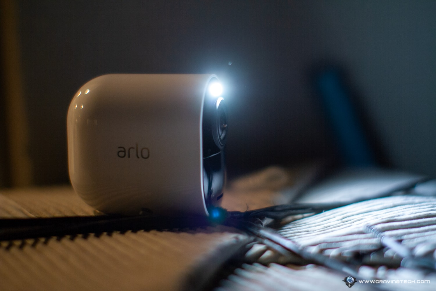 Simply the Best Wireless Security Camera – Arlo Ultra Review