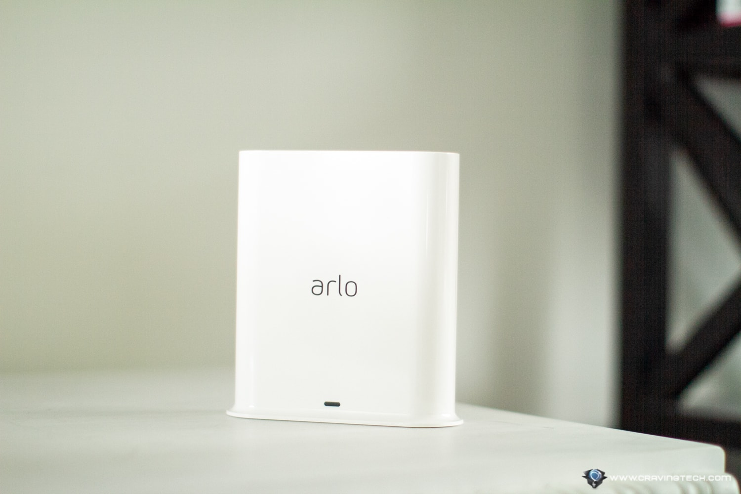 Arlo Ultra Review - Hub