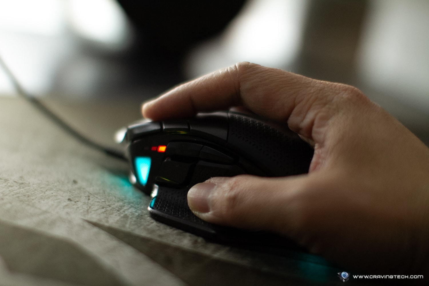 CORSAIR NIGHTSWORD RGB Mouse
