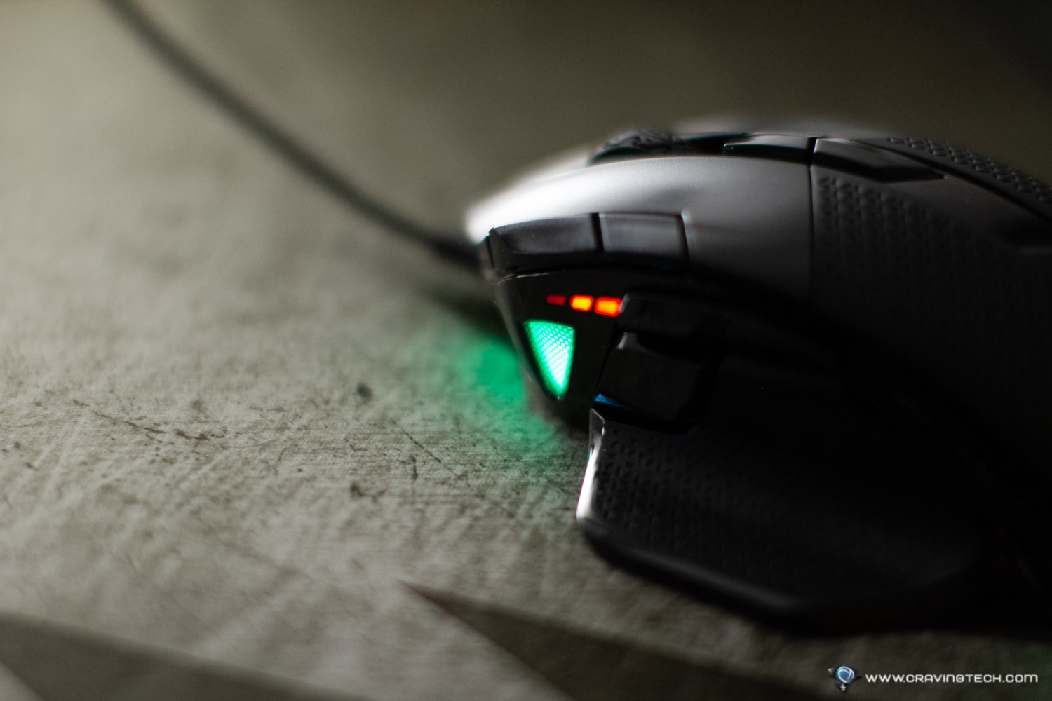 CORSAIR NIGHTSWORD RGB Review