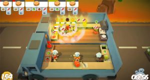 Free-Overcooked Game