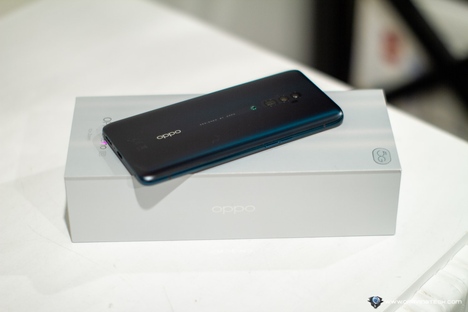 OPPO Reno 5G Review Packaging