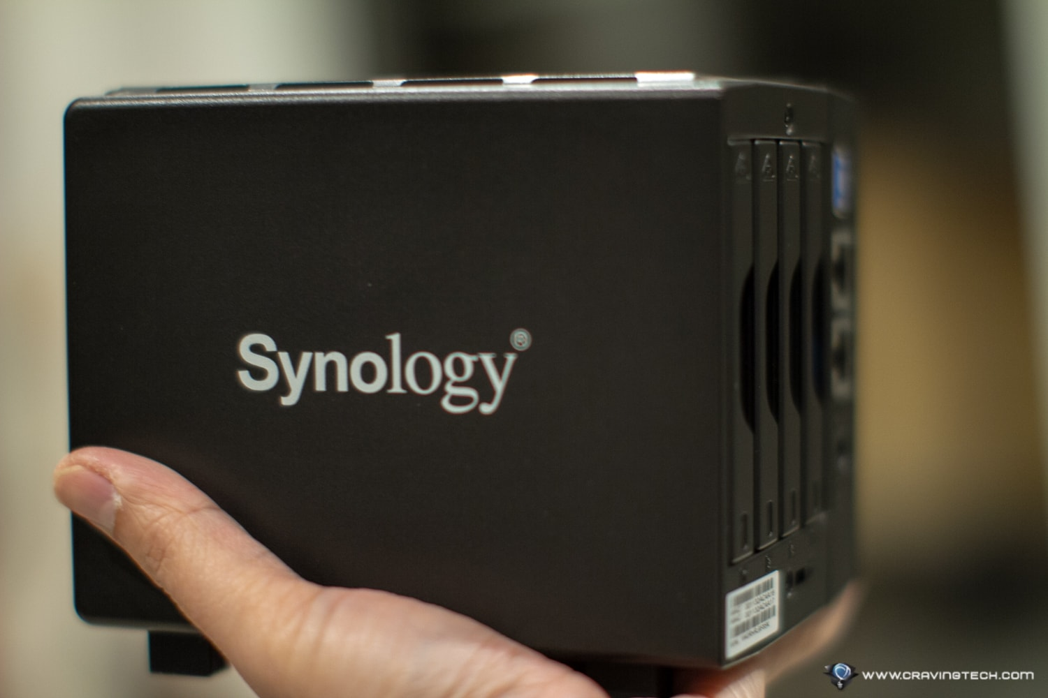 Synology DiskStation DS419slim compact NAS
