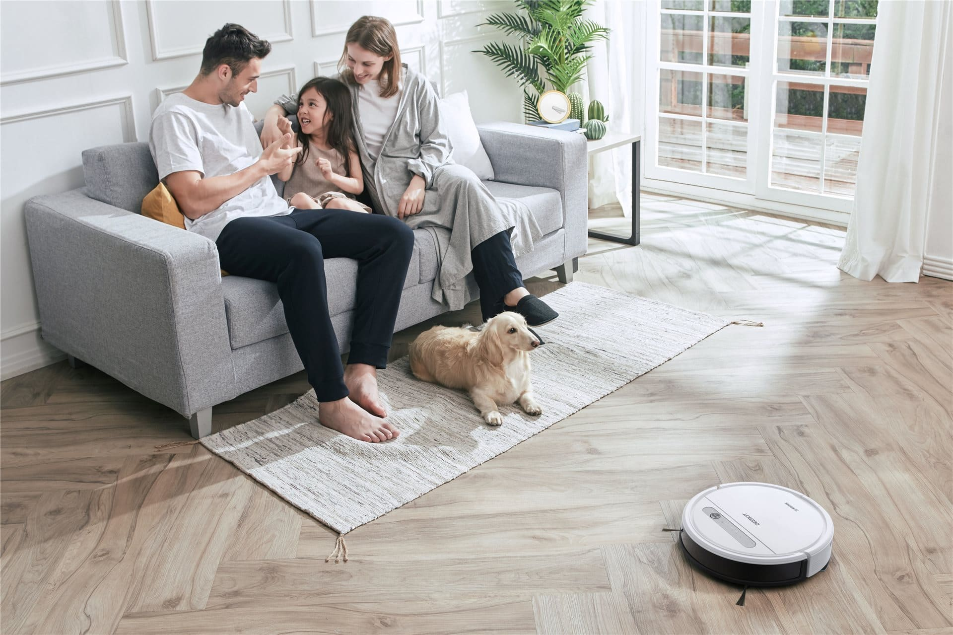A Popular, sold-out robotic vacuum & mop is returning to Aldi next Wednesday